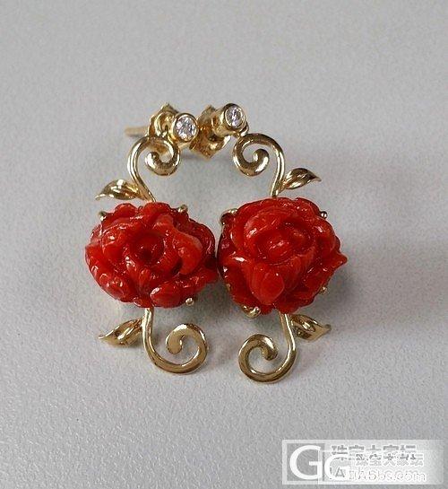归来兮 ,甲山家镶嵌的两个红珊瑚大挂件_珊瑚