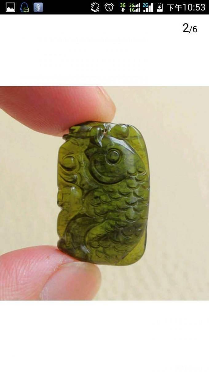 收藏的西瓜,大家帮忙看看值多少钱_宝石
