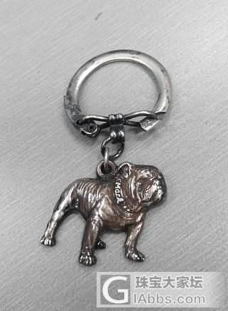 我的钥匙链和一点小物_银