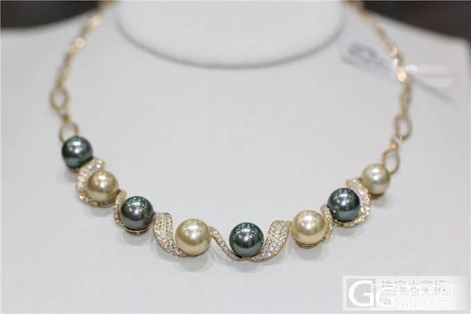 【伊人美珍珠】珠宝一件~_有机宝石