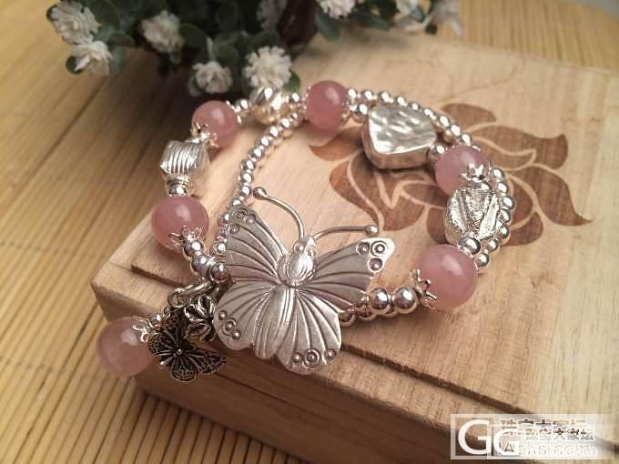 粉水晶的时尚款~_水晶