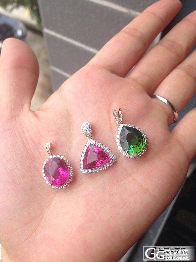 女人们看过来,挚爱的珠宝集合欣赏了_镶嵌珠宝