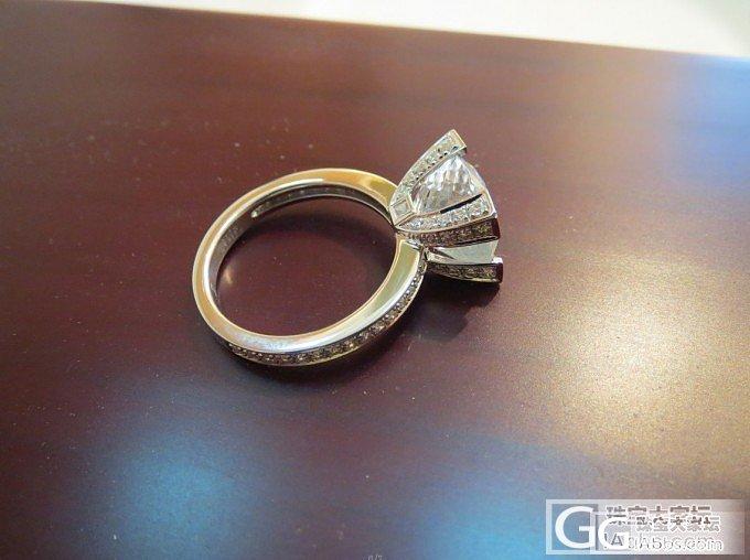 出个外观霸气的戒指_宝石