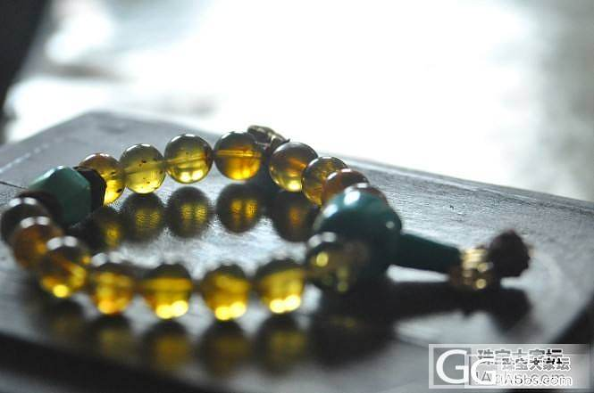 天然琥珀珠子  超值价出_玛瑙