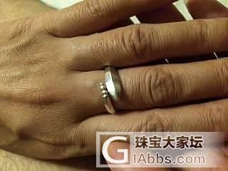 新DIY的手镯追加配套戒指6.18更新_手镯戒指银