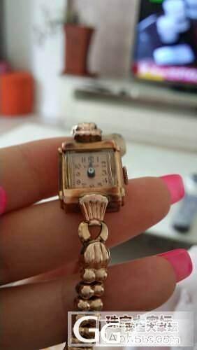 大家帮我看看我妈妈这个表怎么样?_手表