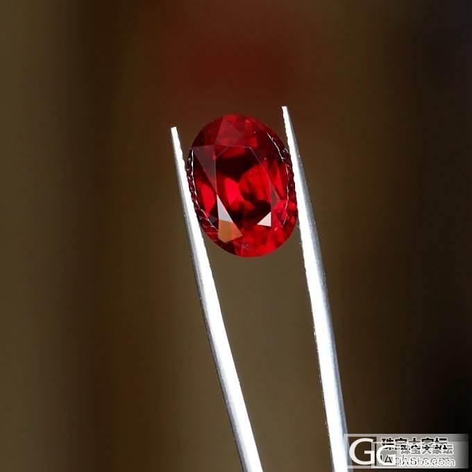 9.02克拉无烧莫桑比克vivid red红宝石和26.02克拉全净透猫眼_莫桑石猫眼红宝石蛋面刻面宝石
