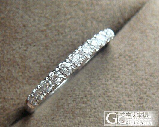 钻石排戒_钻石