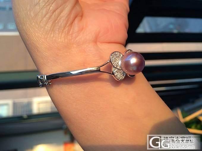 发一些我的珍珠们_有机宝石