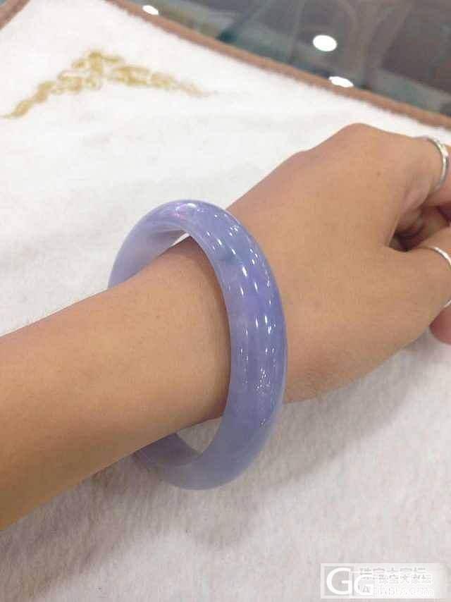 紫罗兰手镯_珠宝