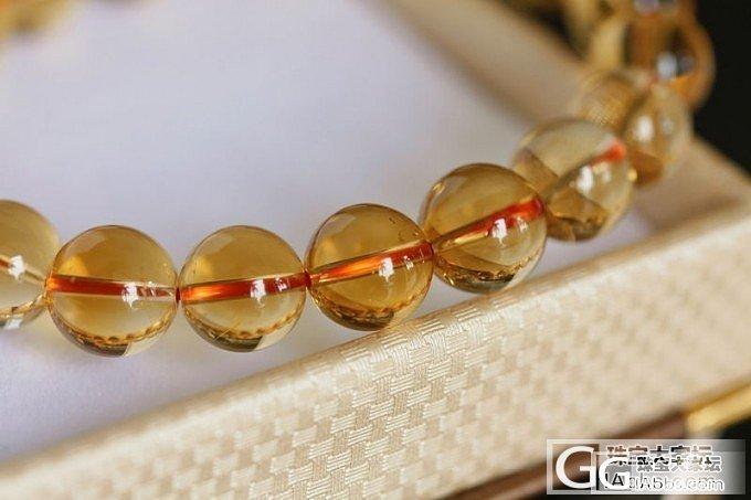 打造属于你自己的聚宝盆——黄水晶_水晶