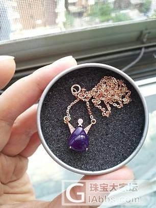 有惊无险!大胖紫酱油归来,亲自设计的小皇冠,求闪闪~_舒俱来