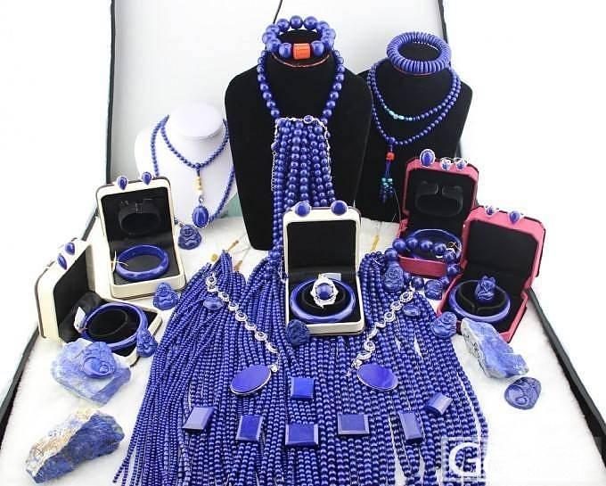 【新加工】散珠、手链、项链、雕件、戒..._珠宝