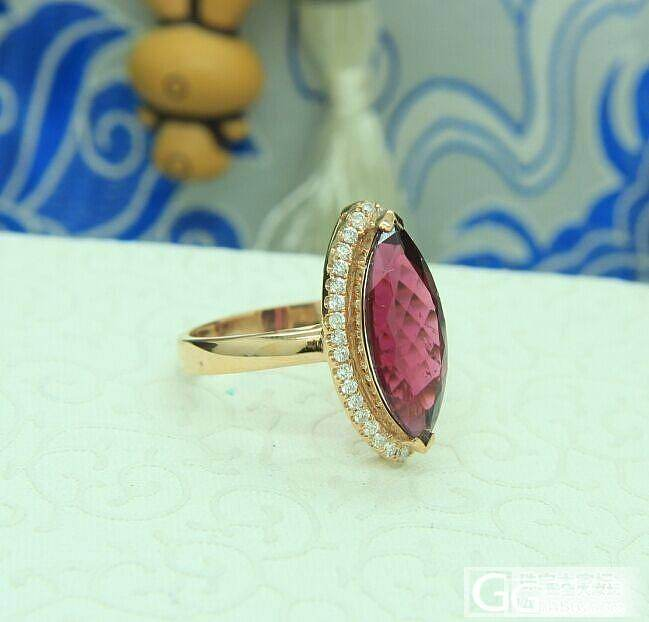 镶嵌好的宝石戒指款式_镶嵌珠宝