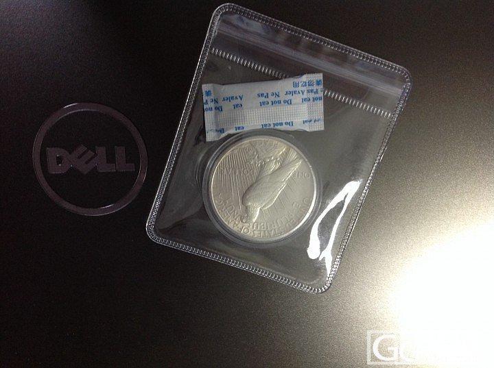 新买的老银币大家看看_纪念币老银