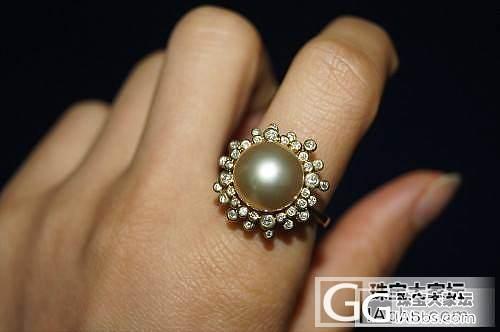 7月末了,继续珍珠款式上新,闪亮闪亮的~~_有机宝石