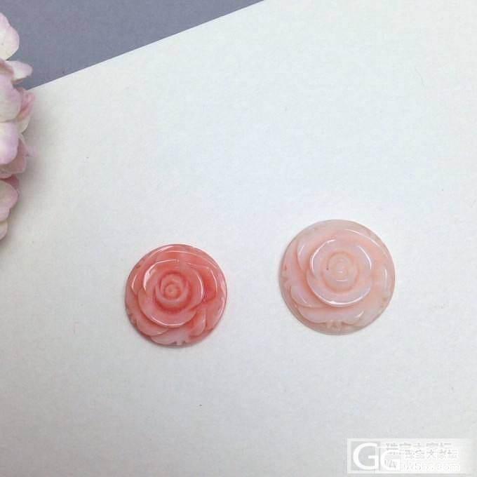 很是心水的粉misu玫瑰和momo凤眼_珊瑚