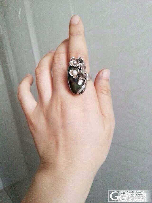 自己做银饰2_金工戒指银