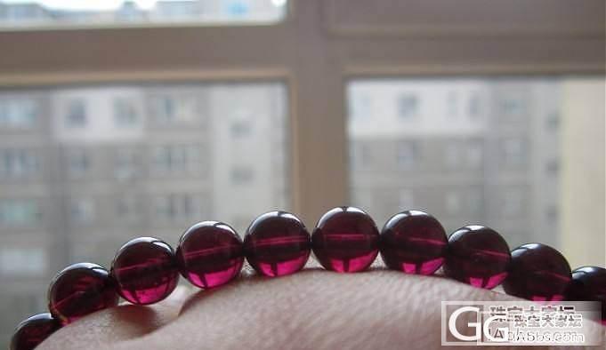超性价比的石榴石,全净体的紫牙乌被这颜色魅惑的一塌糊涂_石榴石