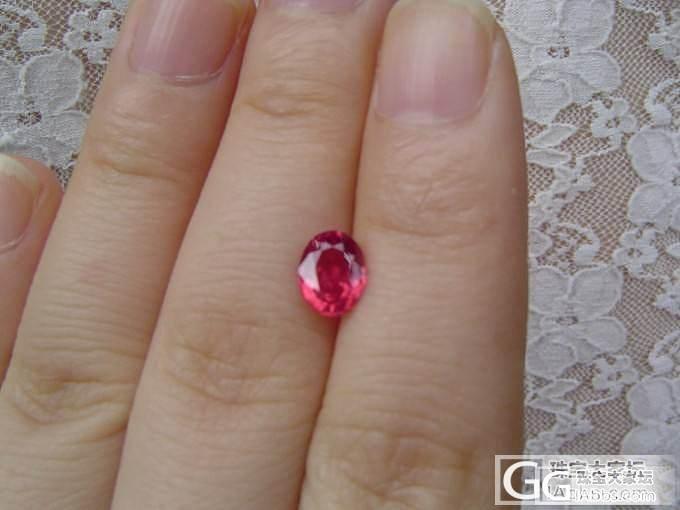 看看我美麗的尖晶......._尖晶石刻面宝石