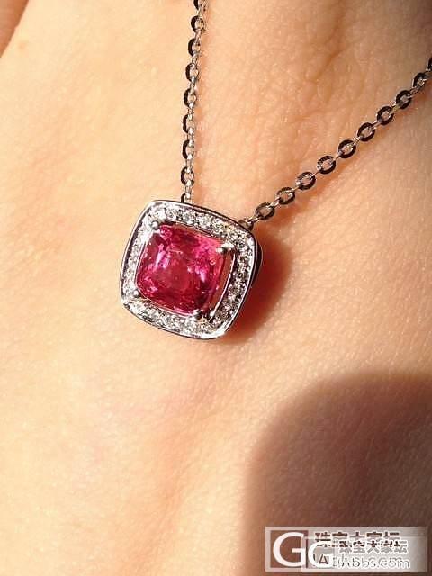 坦桑尼亚和缅甸尖晶成品对比_尖晶石刻面宝石吊坠戒指