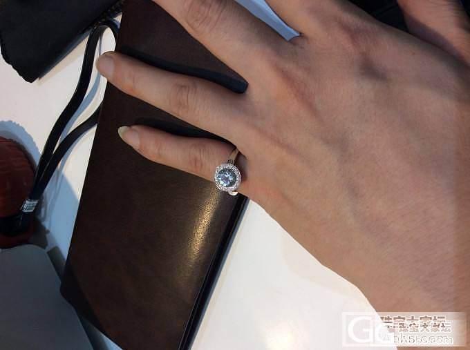 托帕戒指~~_托帕石琳琅满目刻面宝石