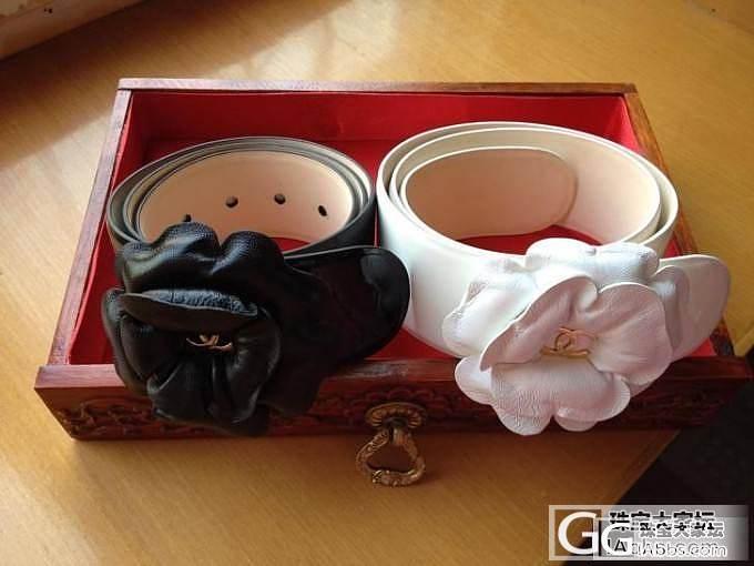 亏转 (小香家)经典山茶花款 皮带、..._品质生活