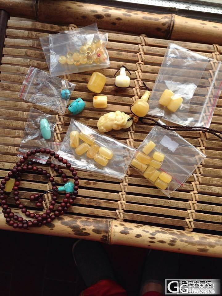 很多蜜蜡桶珠、佛头,求砸金币_蜜蜡