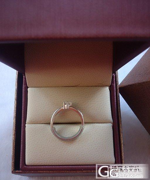 卡债逼人 求速出 单出ENZO88系列 30分D色戒指 带IGI_钻石