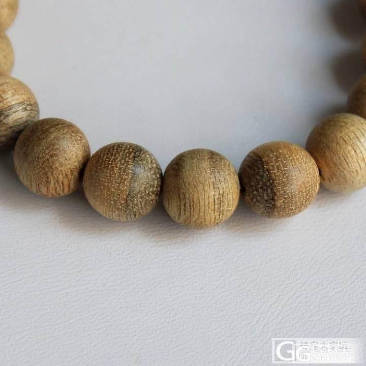 越南 天然沉香手珠 10mm 18颗 天然沉香 品质保真 女款_翡翠