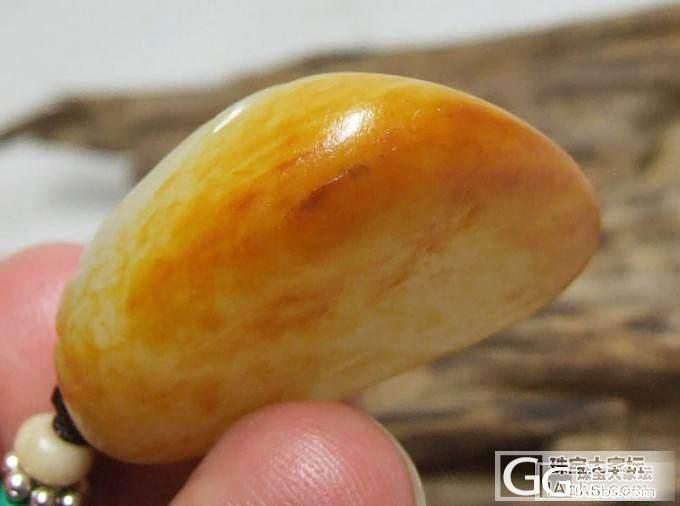 [精玉良品] 18克洒金羊脂龙坠子!!_传统玉石