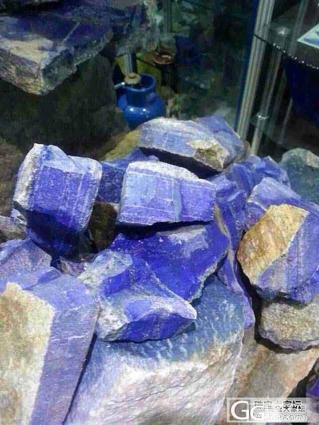 全阿富汗最好的青金石矿-原石直销一手货-行家请进_珠宝