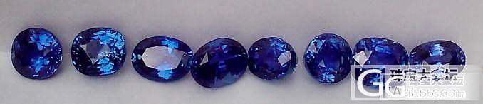 斯里兰卡蓝宝-这种发紫的蓝色开证书算什么?_蓝宝石