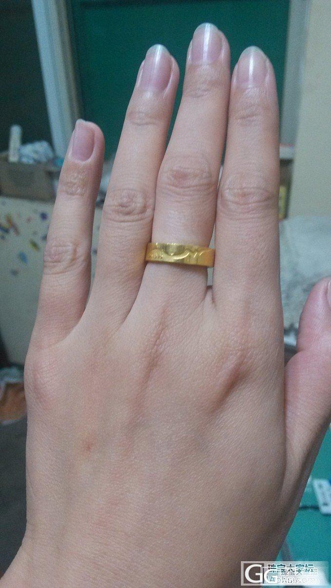 结婚五周年礼物_项链戒指金