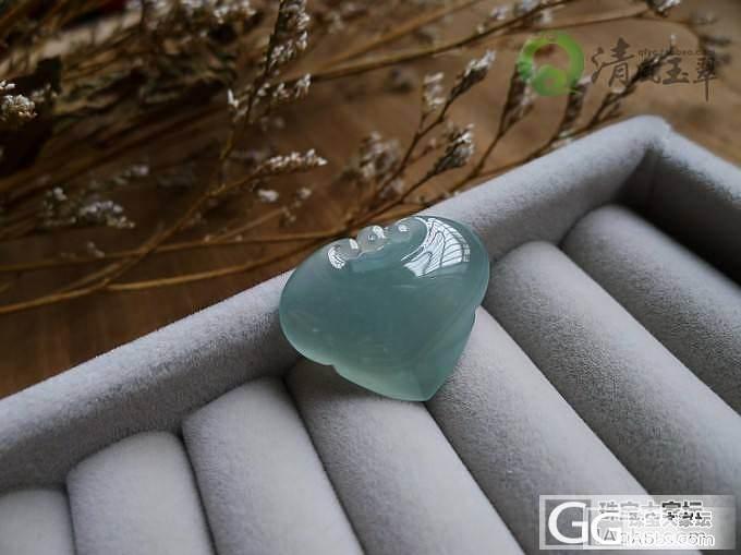 纯净果冻胖如意_清风玉翠
