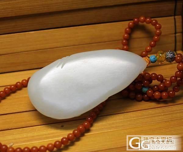 12月7日 和田玉籽料白玉祝福节节高升竹子 把件大挂件_传统玉石