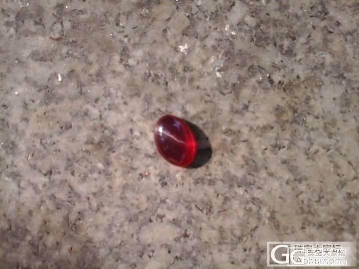 求解知识,这个是不是星光红宝石_红宝石