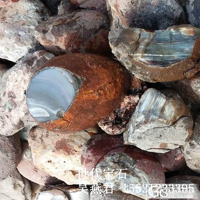 长期提供南非矿山绿玉髓、进口白松石、龙血石、玛瑙等料~详见内容_宝石