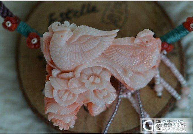 珊瑚雕刻_珊瑚