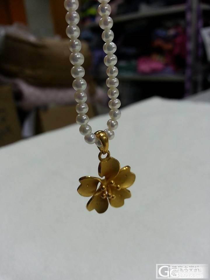 上图了!2.5MM米形小珍珠,质量超好,只要70/条,2.5MM正圆,强光,基本无瑕,260..._有机宝石