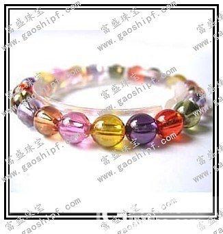 【富盛锆石批发】粉晶锆石手链我们在佩戴的时候应该注意什么?_珠宝