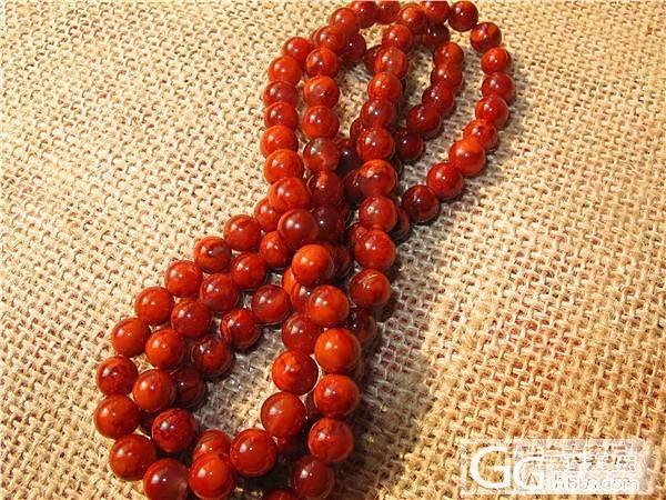 【文雅清阁】南红 手链 项链 珠链 580元_传统玉石