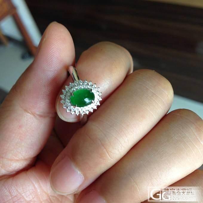 秀几个漂亮的戒指。。。_珠宝
