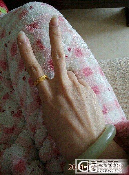 三个月,手镯的变化应该可以交功课了……_和田玉