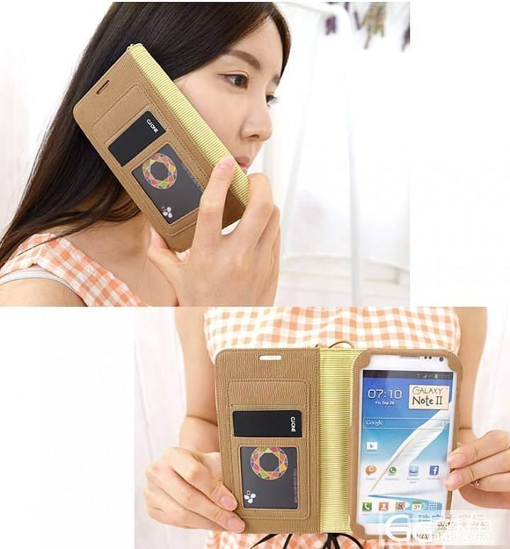 出三个适合女生用的三星7100/7102手机壳。_品质生活
