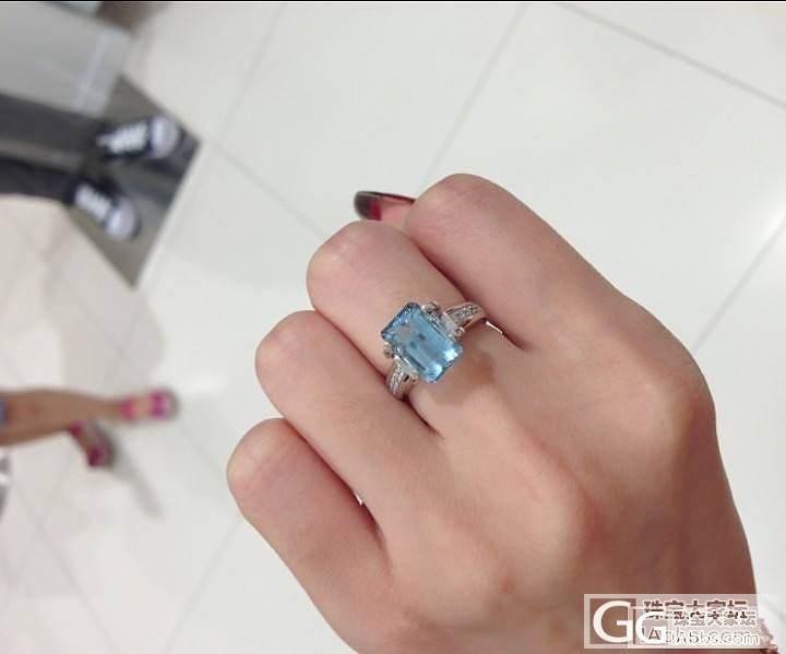 尖晶 海蓝宝 紫晶 石榴 N多裸石终..._海蓝宝刻面宝石