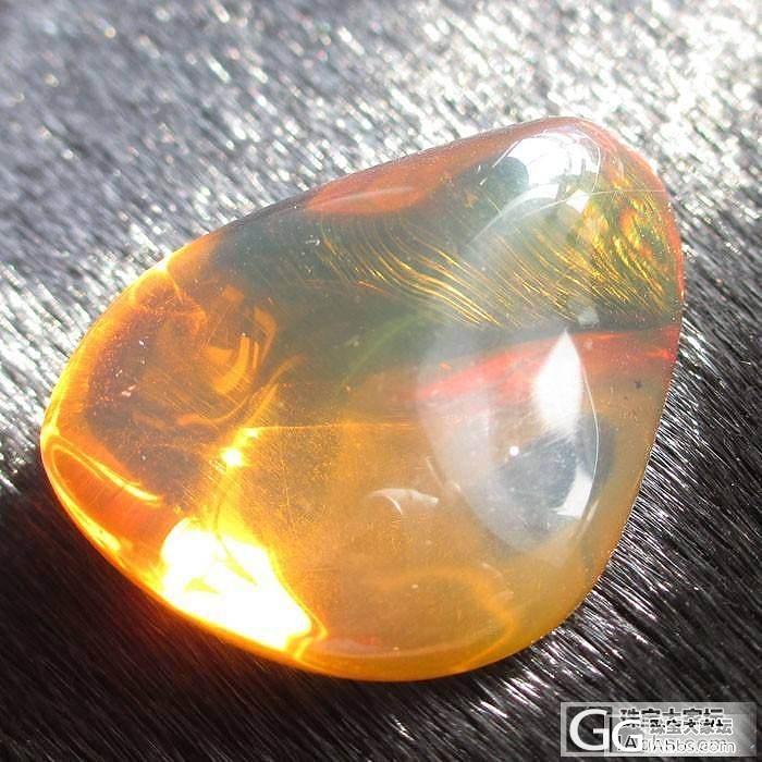 出让:【纯天然琥珀】缅甸琥珀 缅甸金..._有机宝石