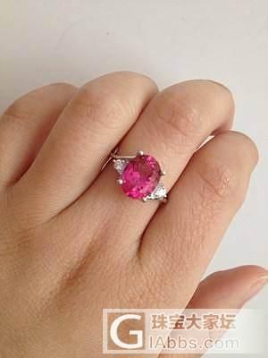 新手求助:TB上这些便宜的戒指是真是..._碧玺刻面宝石