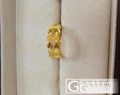 妈妈只收了戒指,说项链不适合她,项链..._项链戒指金