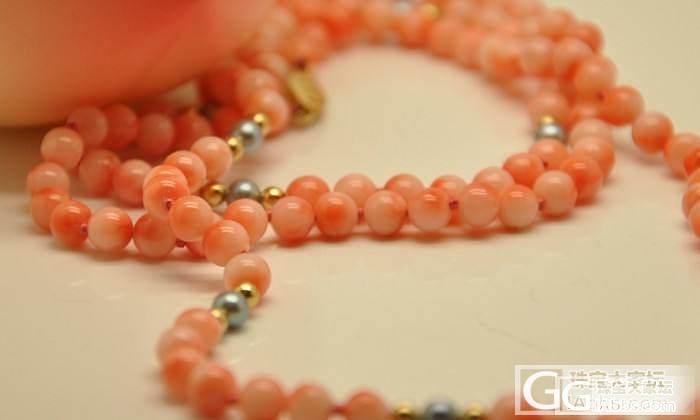 粉粉嫩嫩孩儿面珊瑚 欢乐喜庆过新年_有机宝石